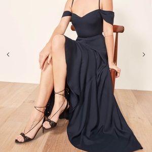 🌟nwot Reformation Poppy maxi dress size 2